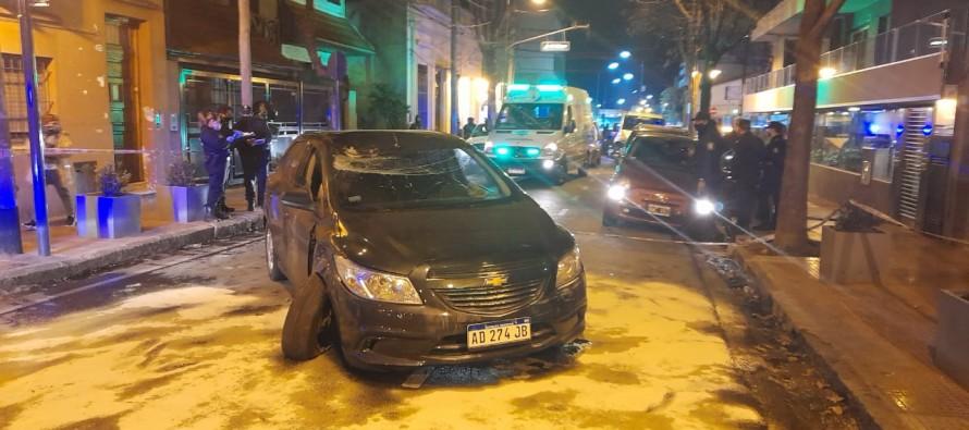 Seguridad Vial pide la suspensión de la licencia del conductor que chocó y volcó en Victoria