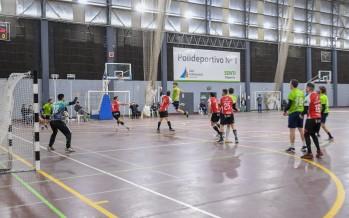 """San Fernando Handball"" volvió a competir en el Poli 1"