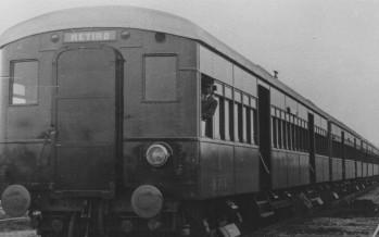 Retiro-Tigre: 105 años de la primera línea férrea electrificada del país