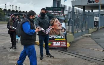 Nuevo MAS cerró su campaña en las puertas de FATE