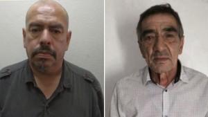 Miguel Saturnino Rolón y Jorge Raúl Álvarez