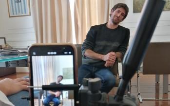 """Juan Andreotti: """"El vecino nos acompaña por lo que hicimos y lo que vamos a hacer"""""""