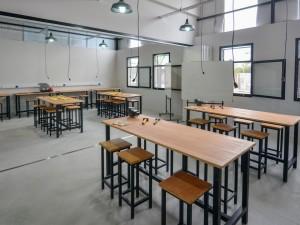 Escuela de Oficios N°2 del barrio San Jorge